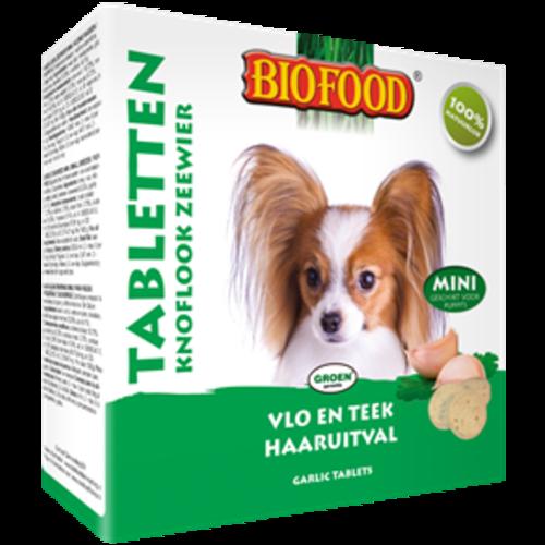 Biofood BF Anti-vlo tabletten Zeewier mini 100 st.