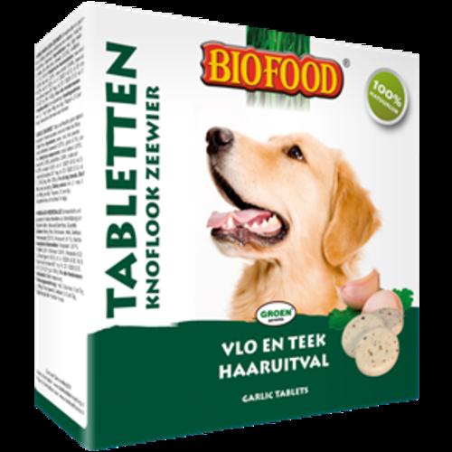 Biofood BF Anti-vlo tabletten Zeewier 55 st.