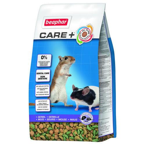 Beaphar Care+ gerbil/muis 700 gr