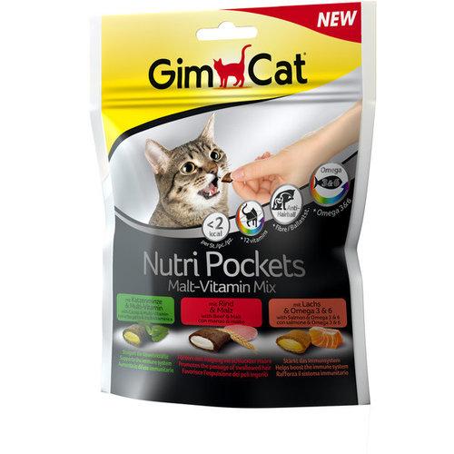 GimCat GimCat Nutri pockets malt-vitamine 150 g