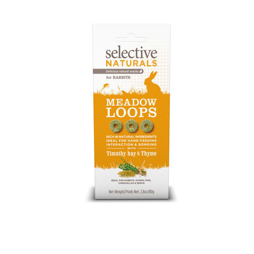 Supreme Selective Naturals Meadow loops 80 g