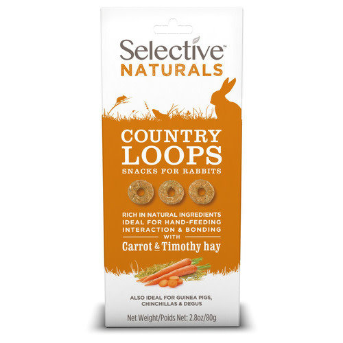 Supreme Selective Naturals Country Loops 80 g
