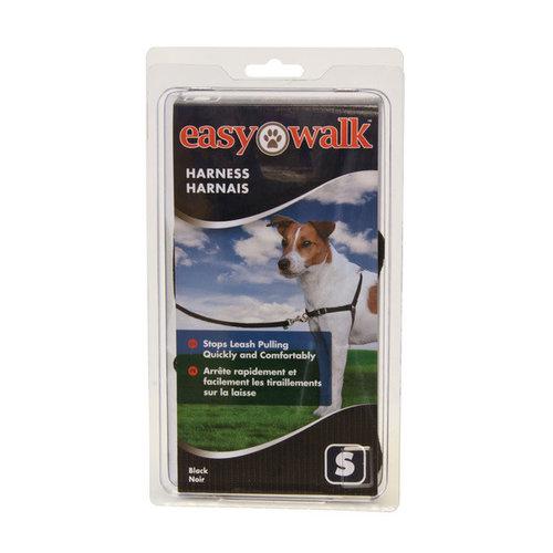 Renske Easy walk anti-trektuig s zwart Small 38-51 cm
