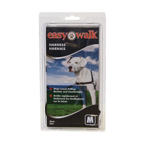 Petsafe Easy walk anti-trektuig m zwart Medium 51-71 cm