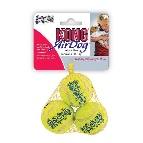 Kong Kong Air Squeaker Tennis Ball S 5 cm 3 pcs.