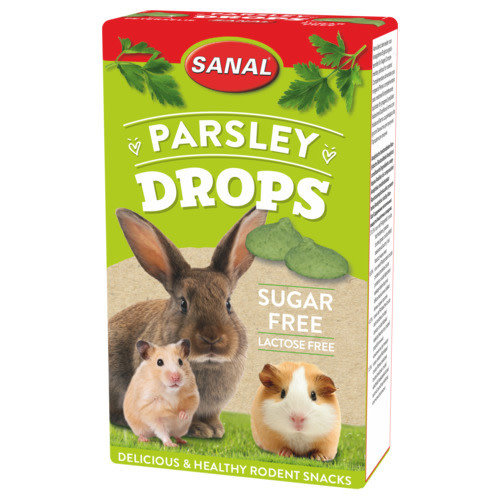 Sanal Drops Peterselie Sugar Free 45 g