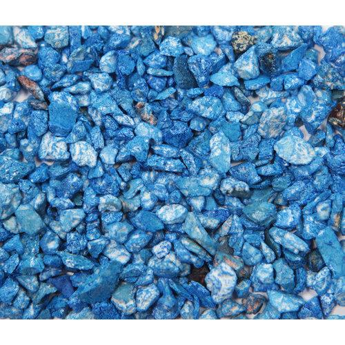 Vdl Aquariumgrind ocean 1-6 mm 900 g blauw