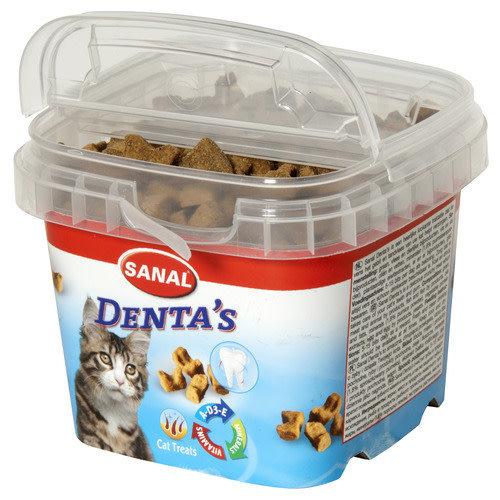Sanal Denta's Cat Treats 75 g