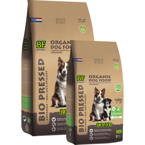 Biofood Biofood Organic Geperst 1.5 kg