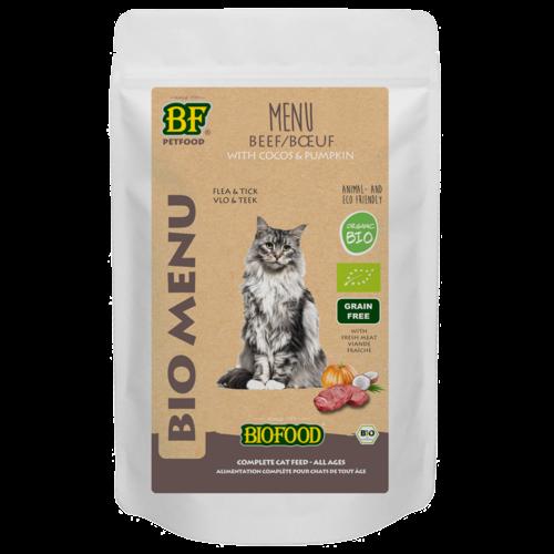 Biofood Biofood Organic Rund menu 100 g pouch