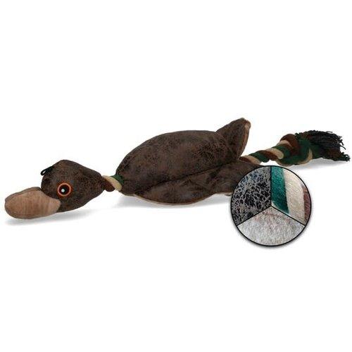 Elegant Elegant Duck Donkerbruin