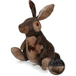 Elegant Elegant Rabbit Donkerbruin