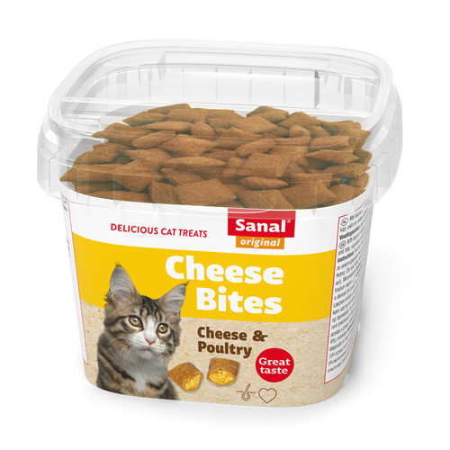 Sanal Cheese Bites 75 gr