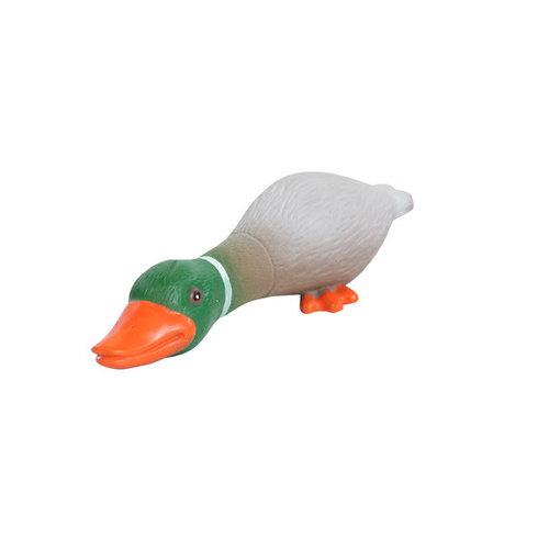 Adori Latex eend groen S 25 cm