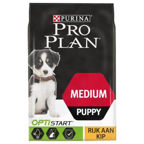 Pro Plan Dog puppy medium kip 3 kg
