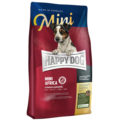 Happy Dog Happy Dog Mini Africa 1 kg.