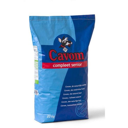 Cavom Compleet senior 20 kg rund