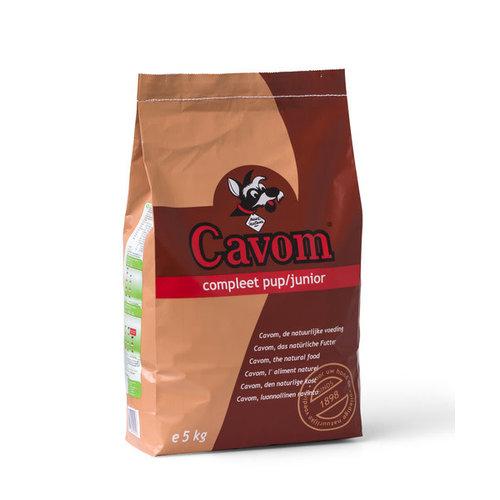 Cavom Compleet pup/junior 5 kg rund