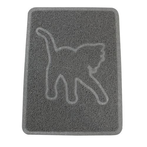 Adori Kattenbakmat Donkergrijs 35,5x48 cm