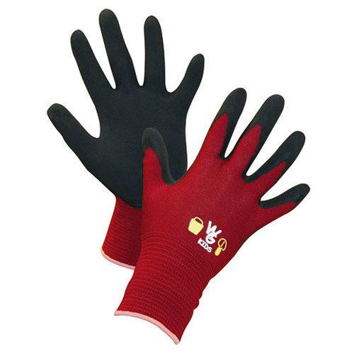 Keron Kinderhandschoen Keron -rood- *KIDS* mt 6-8 jaar