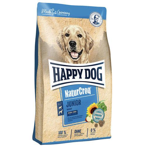 Happy Dog Happy Dog NaturCroq Junior 4kg.