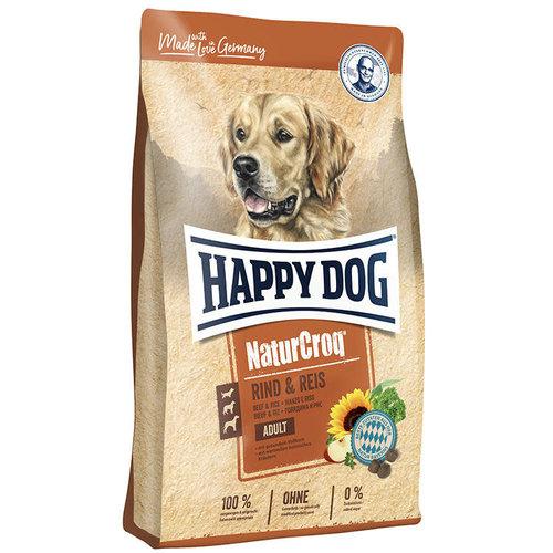 Happy Dog Happy Dog NaturCroq Rund & Reis 4kg.
