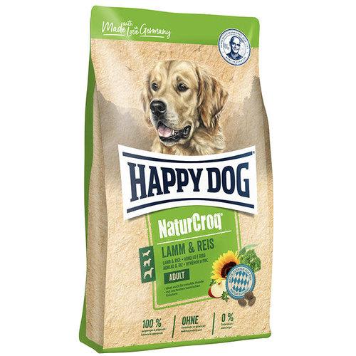Happy Dog Happy Dog NaturCroq Lamm & Reis 4kg.