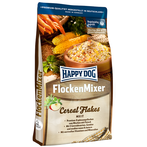 Happy Dog Happy Dog Premium Flocken mixer