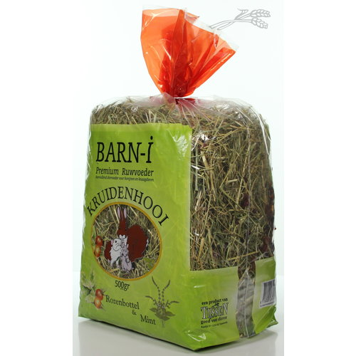 BARN-I Kruidenhooi Rozenbottel & Munt