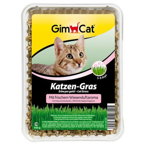 GimCat Kattengras 150 g Natuur