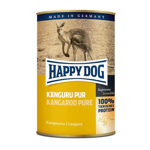 Happy Dog Happy Dog kangoeroe Pur 400gr.