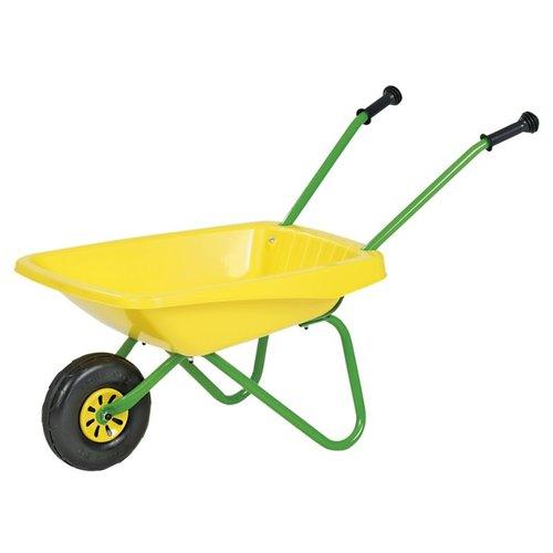 Rolly toys Kinderkruiwagen Rolly Toys, kunststof bak GEEL