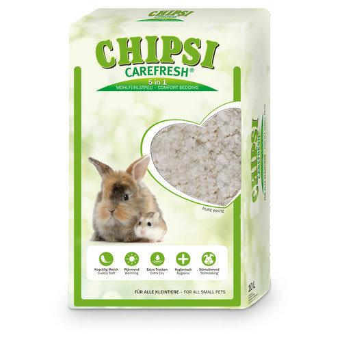 Chipsi CareFresh Pure White 10 l