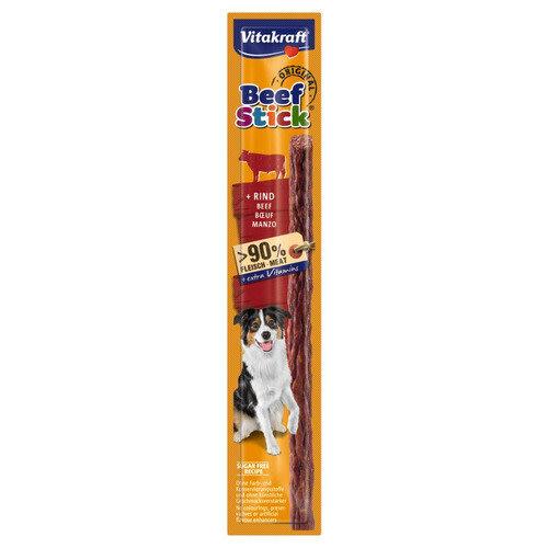 Vitakraft Vitakraft Beefstick hond rund 12 g per stuk