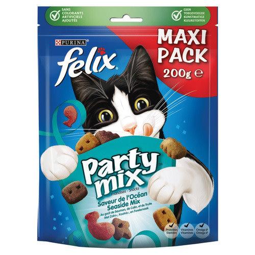 Felix Felix Party mix 200 g Zeevruchten