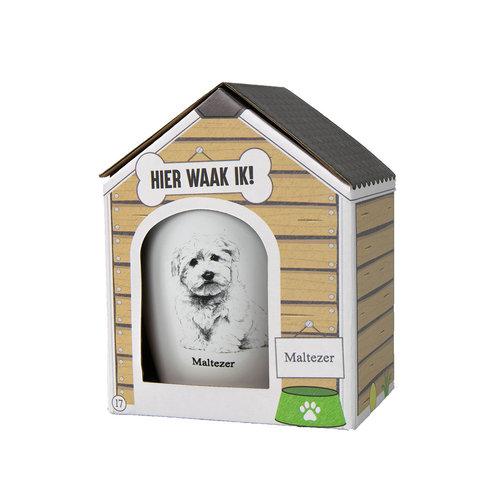 Paper Dreams Dog mug - Maltezer
