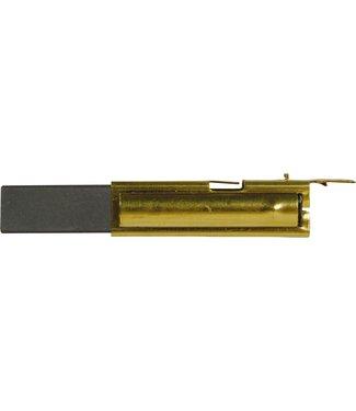 Domel koolborstel voor stofzuigmotor type 7788