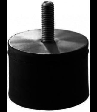 Trillingsdemper 40x28 M8 buiten voor uitrijklep