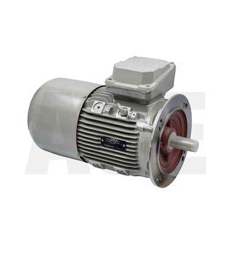 Holz motor 5,5kw voor hydrauliek-unit