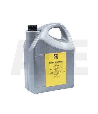 Wannerpomp olie 10W30, can á 5 liter