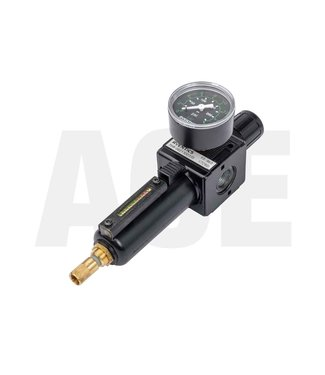 "Aventics reduceer/vochtafscheider 1/2"" staal 0821300355"