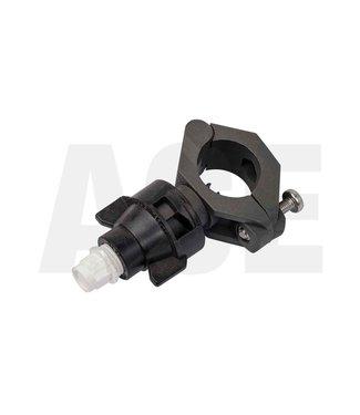 Nozzle met houder/afdichting/bevestiging, PE118/135/163/250