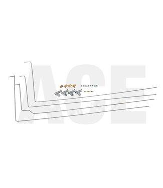 Holz smeerleidingset voor PE118 of PE250