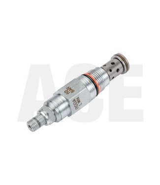Holz drukbegrenzingsventiel RDDA-LWN voor hydrauliek-unit