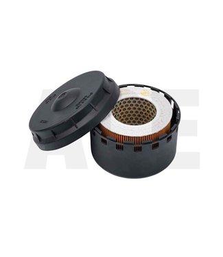 Beluchtingsfilter compleet voor hydrauliek-unit