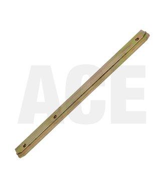 Holz kettinggeleiderails 775mm, links en rechts gelijk