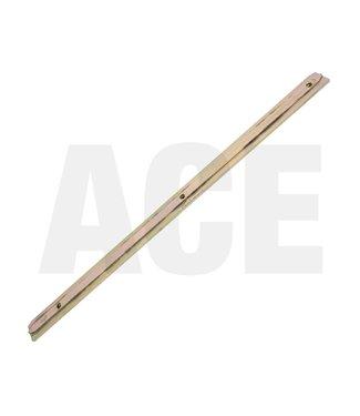 Holz kettinggeleiderails 1160mm, links (uitrij zijde)