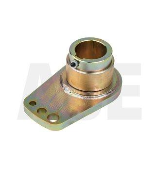 Holz duplex meenemer voor as 55mm, breekpen 12/16/20mm