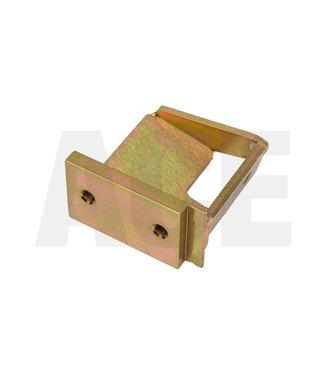 Holz aanslagbeugel rechts voor uitrijklep