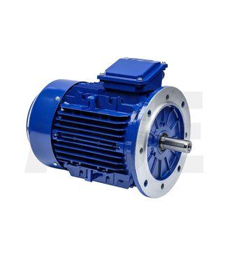 Holz motor 4kw voor hydrauliek-unit